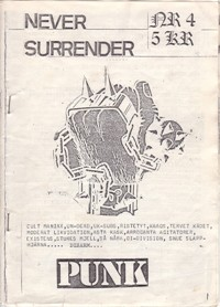 Never Surrender Nr 04 TN