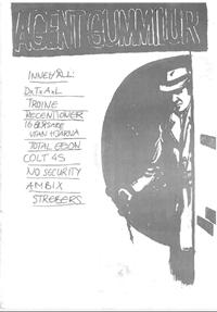 Agent Gummilur Nr 01 TN