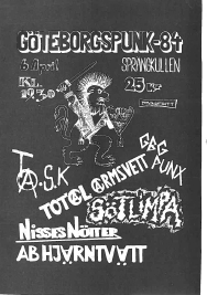 Göteborgspunk 1984