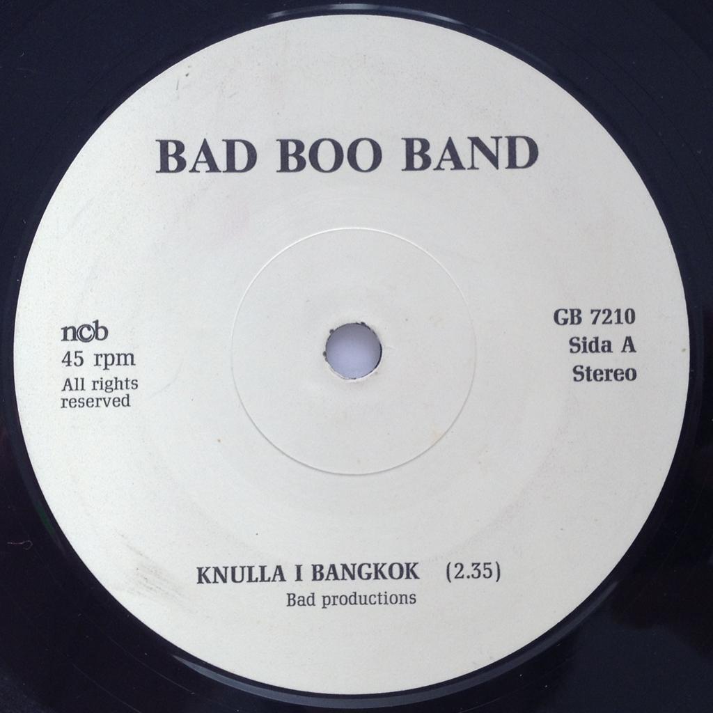 Bad Boo Band Knulla I Bangkok