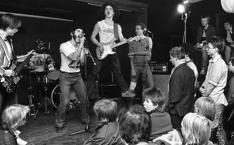 Ksmb Aktion 1980 Swedish Punk Fanzines