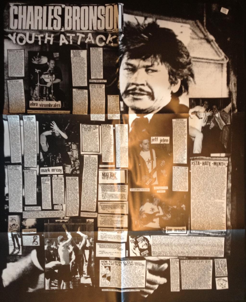 Charles Bronson Youth Attack 1997 Swedish Punk