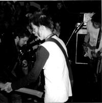 Kurt I Kuvös at Rockers in Gothenburg, January 1982
