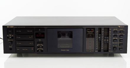 Cassette deck Nakamichi BX 300E