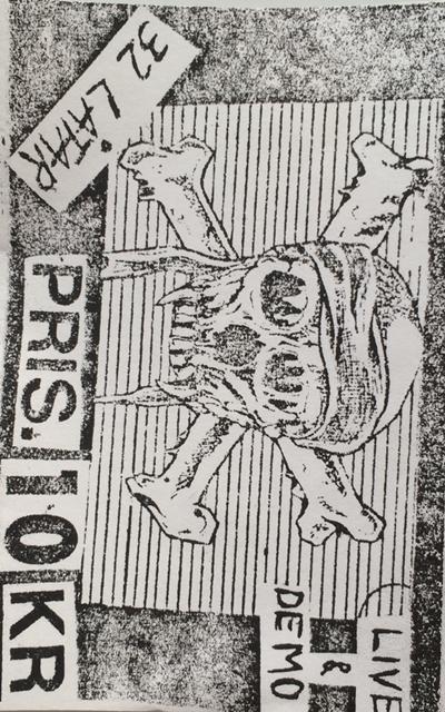 No Security Live Amp Demo 1987 Swedish Punk Fanzines
